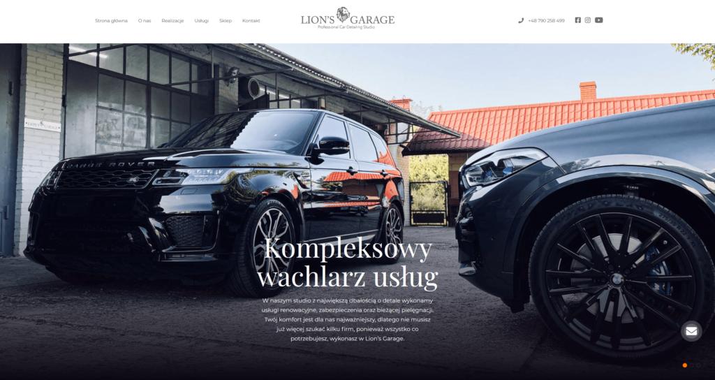 Lionsgarage - main image