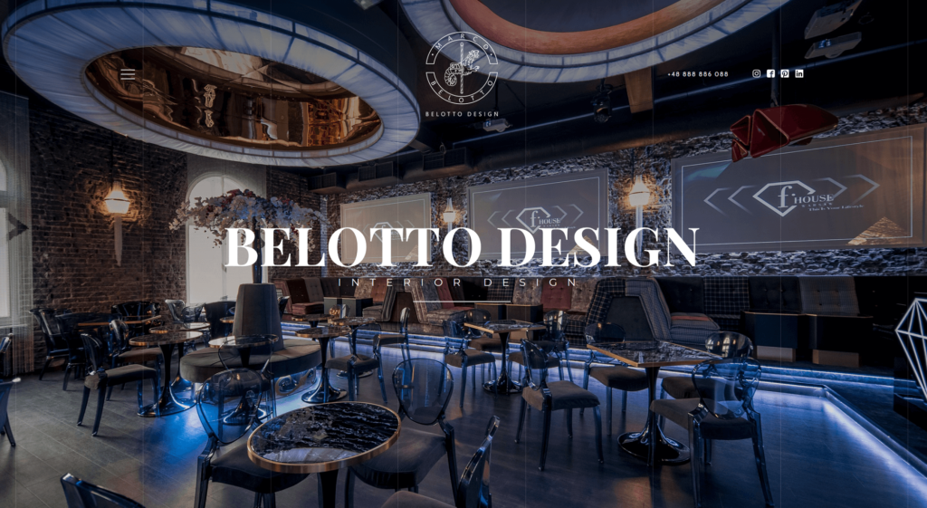 Belotto design - main image