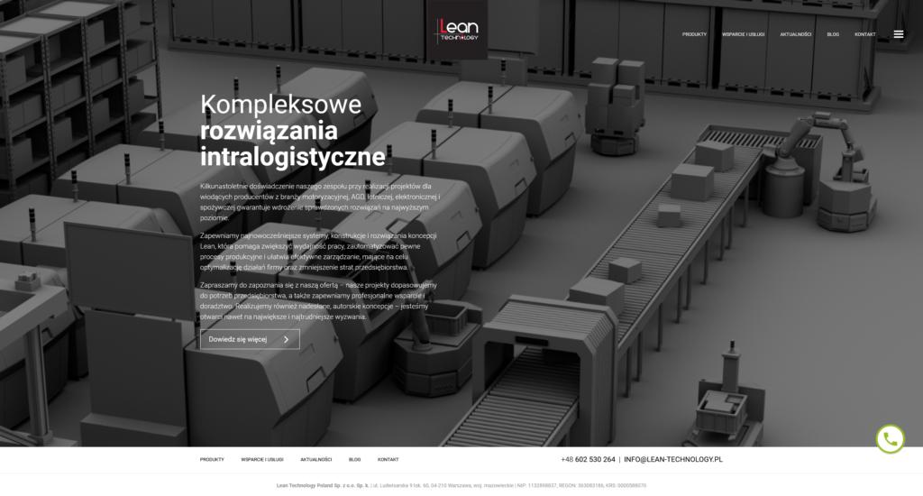 Lean technology - main image