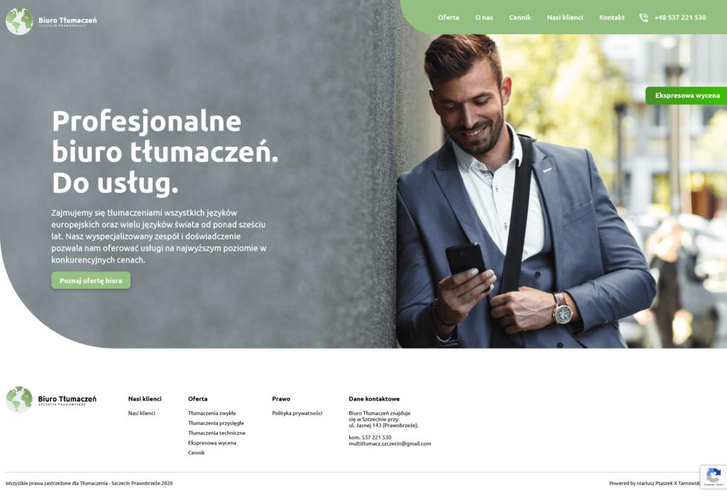 Tłumaczenia Szczecin - main image